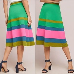 Anthropologie Tracy Reese Catania Skirt